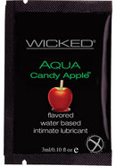 Wicked Aqua Flavored Water Based Foil...