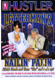 Letterman Is Nailin Palin