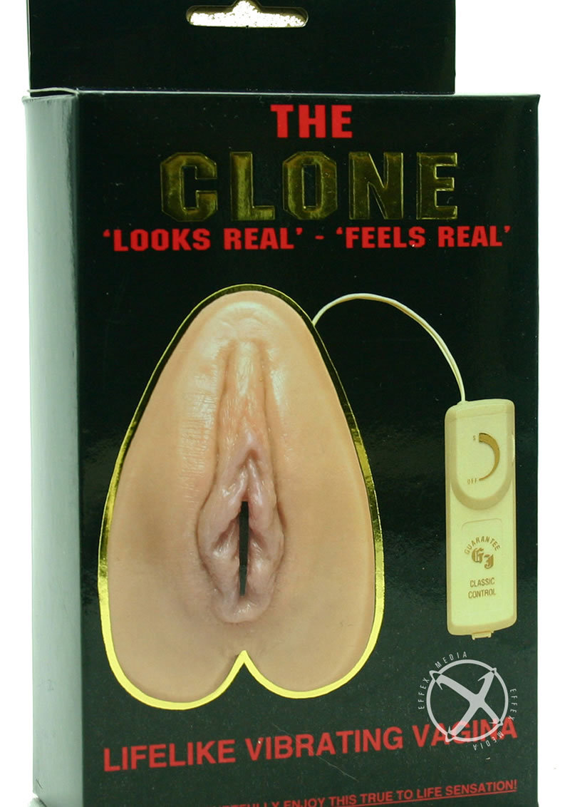 The Clone Lifelike Vibrating Vagina