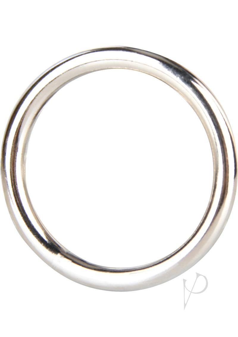 Candb Gear Steel Cock Ring 1.8 Inch Diameter